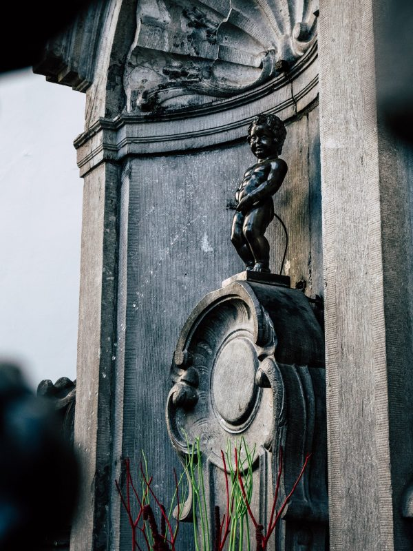 Private Tour Brussels, Manneken-pis by chris-curry