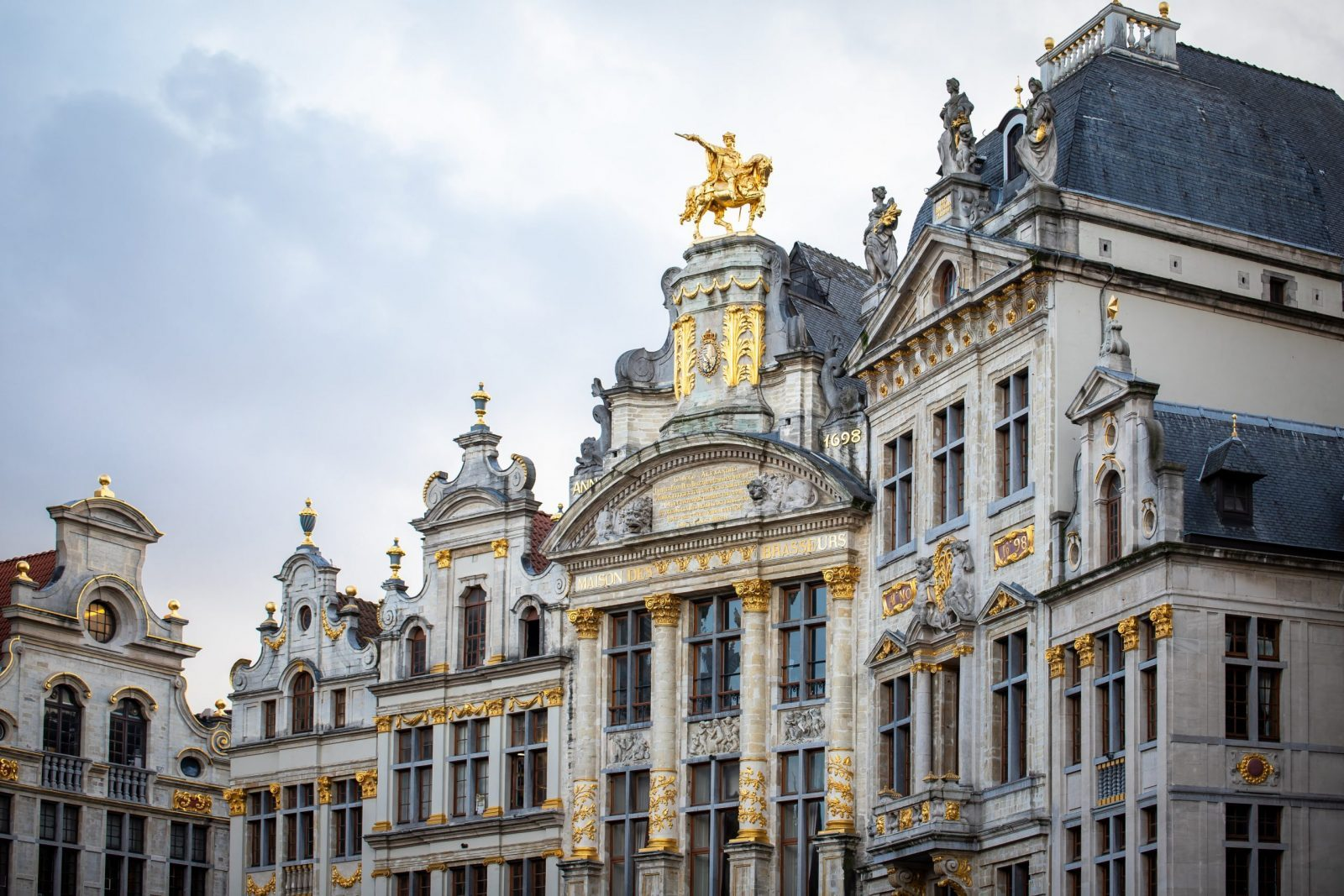 Private Tours Brussels, Grand Place by stephanie-leblanc